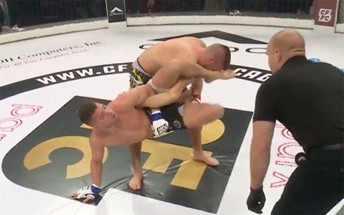 Lutador de MMA tem um final doloroso!