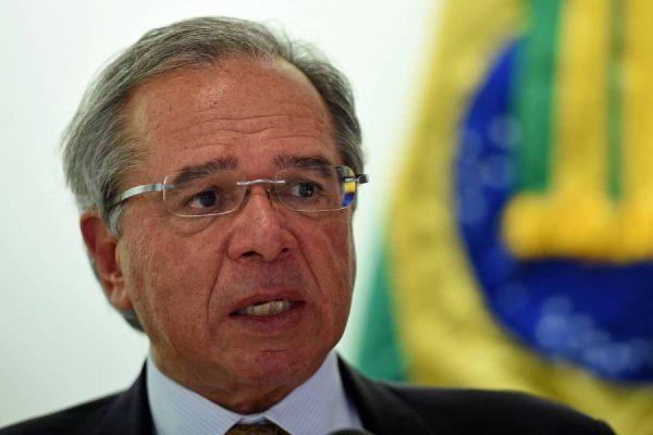 Ministro Paulo Guedes / Divulgação