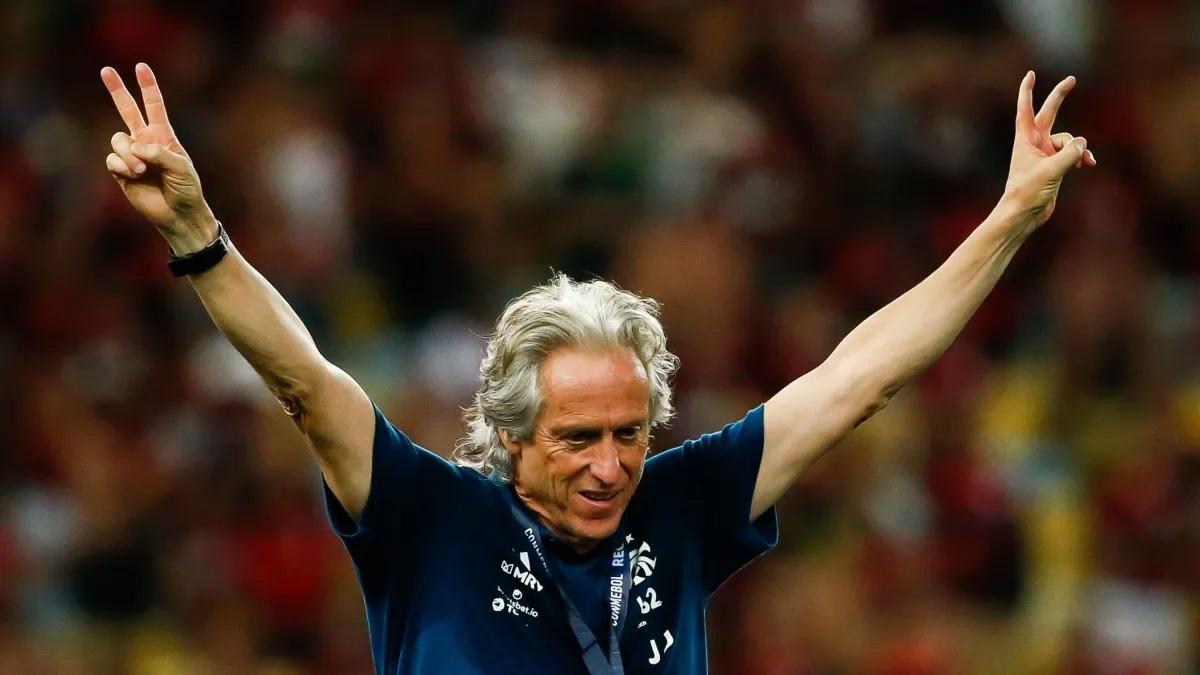 Benfica vai oferecer salário de R$ 25 milhões para Jorge Jesus / Foto : Divulgação