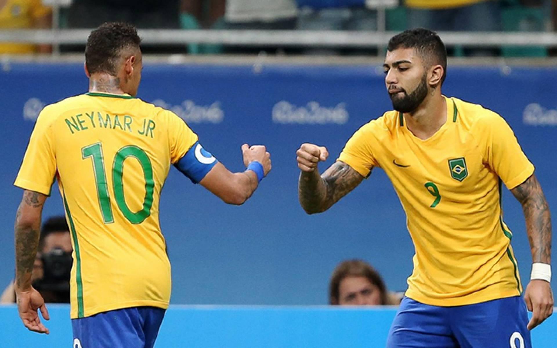 Neymar e Gabigol
