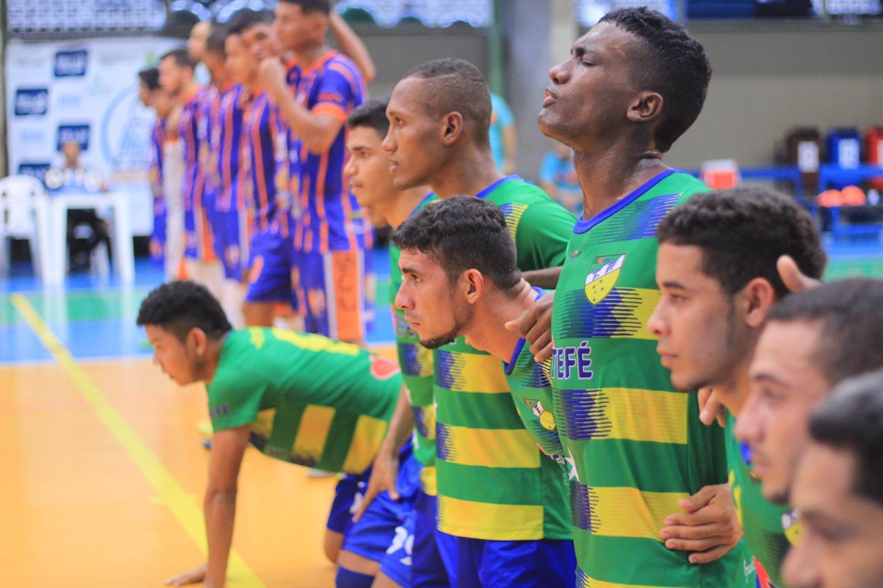 Copa Rede Amazônica de Futsal 2020 suspende jogos por tempo indeterminado!