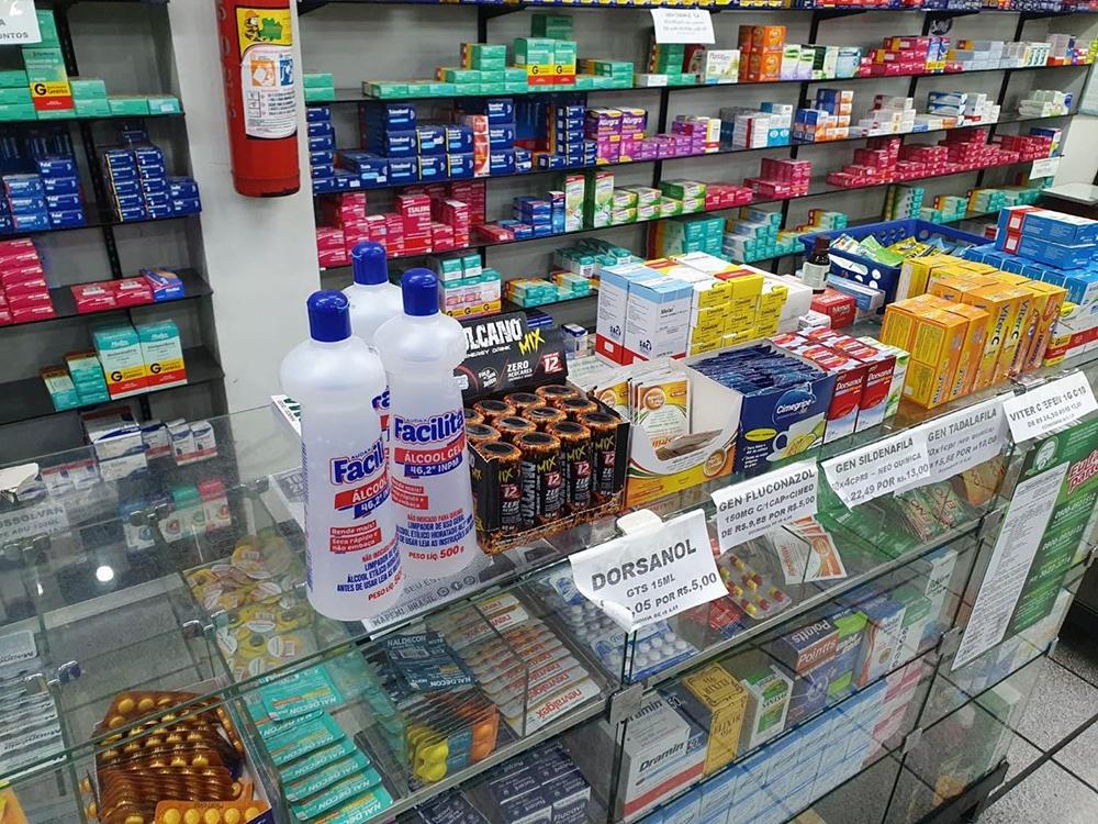 Procon Manaus autua drogaria por preço abusivo de álcool em gel