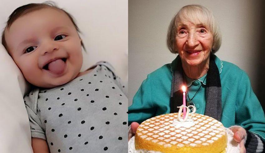 Bebê e Idosa de 102 anos escapam de Coronavírus na Itália e trazem esperança