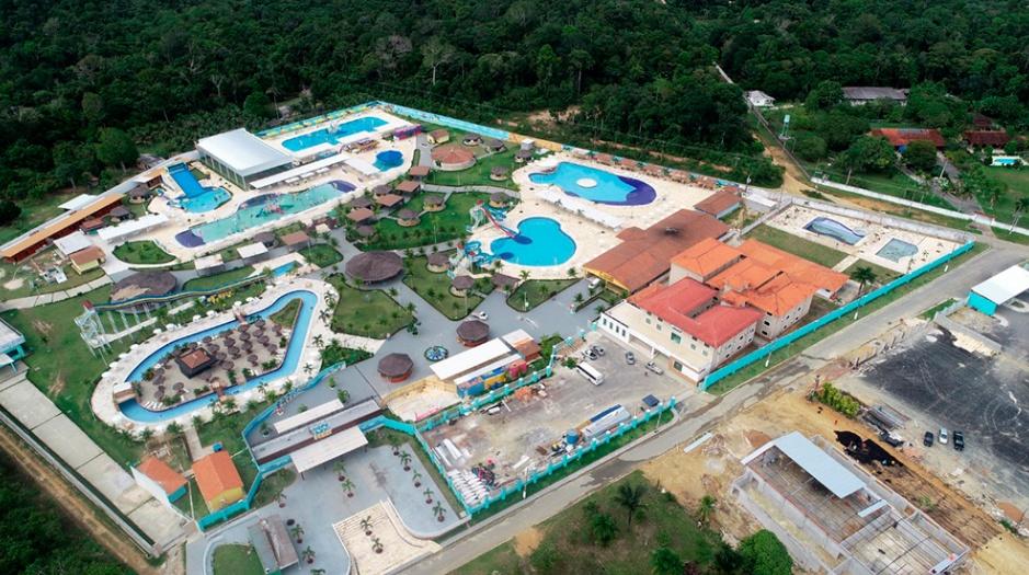 Parque Aquático do Tarumã estava funcionando sob liminar, que foi derrubada pelo Tribunal de Justiça