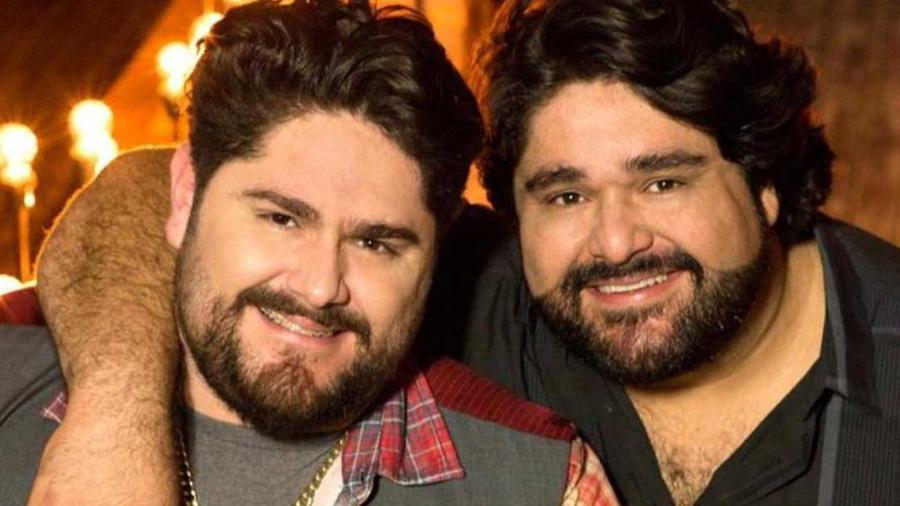 César Menotti e Fabiano / Imagem: Divulgação