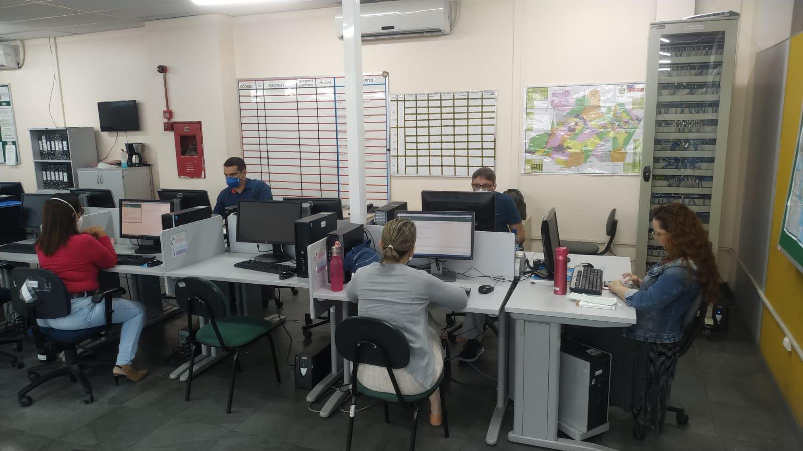 Prefeitura realiza mais de dois mil atendimentos no 'Chat Saúde On-line' / Fots - Divulgação/Semsa