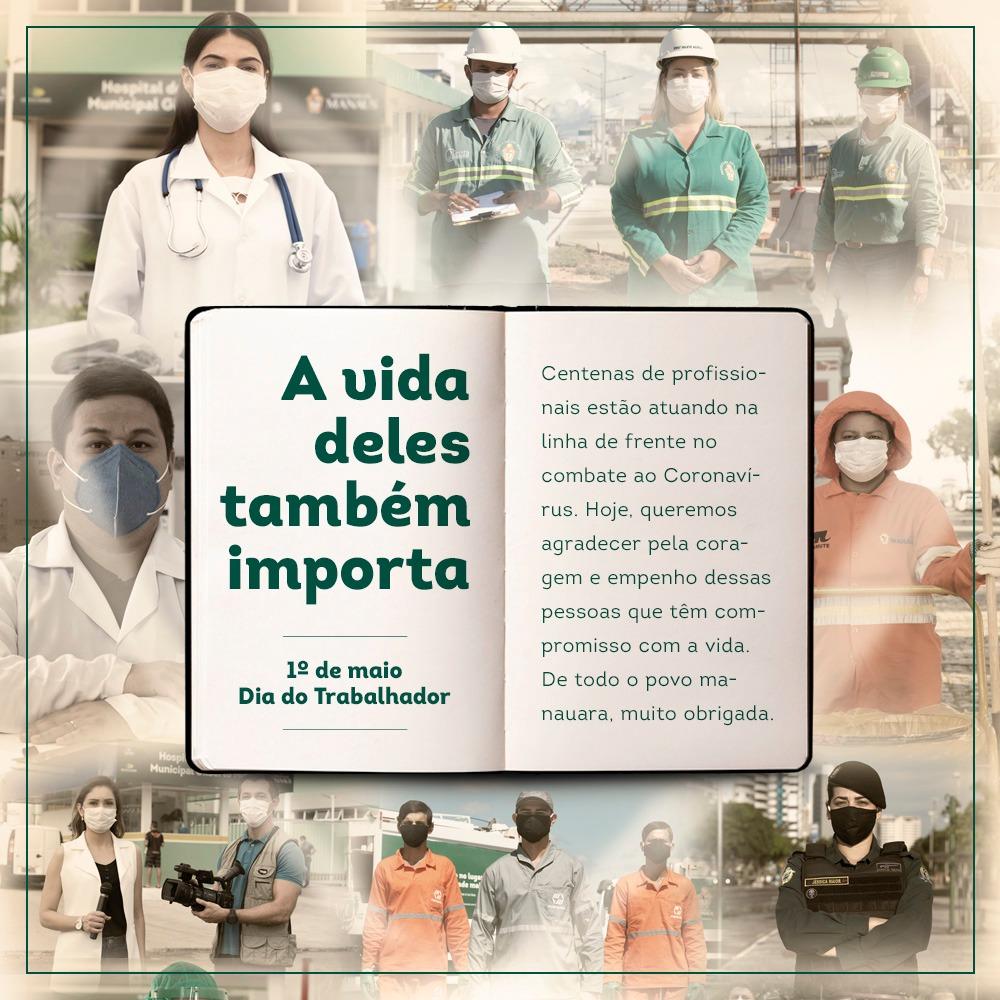 Trabalhadores: a vida de cada um importa