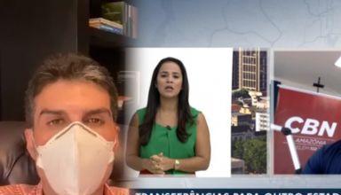 Governador do Pará desmente matéria e diz que não receberá pacientes de Covid-19 do Amazonas
