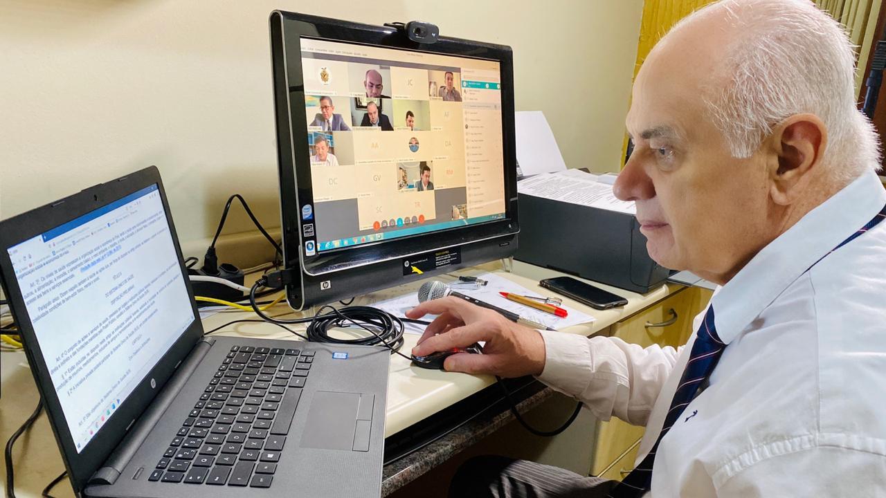 Serafim solicita ao governo que Beneficente Portuguesa seja contratado com pagamento da tabela SUS / Foto: Anderson Tahan