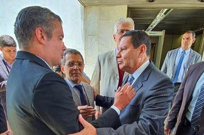 Josué lança pré-candidatura a Prefeito de Manaus por partido do General Mourão