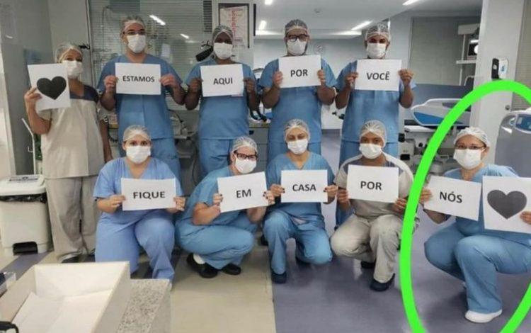 A técnica de laboratório Adelita Ribeiro da Silva, de 38 anos, foi a terceira vítima do coronavírus no estado de Goiás.
