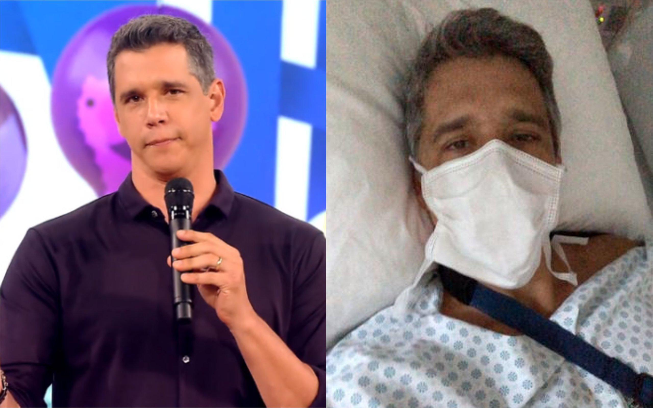 O famoso apresentador da Rede Globo, Marcio Garcia, precisou ser internado às pressas em uma clínica particular na Gávea, Rio de Janeiro. / Foto: Divulgação