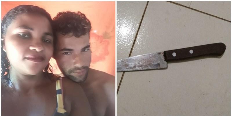 Após mulher se negar a dar o Auxílio Emergencial, companheiro a mata a facadas!