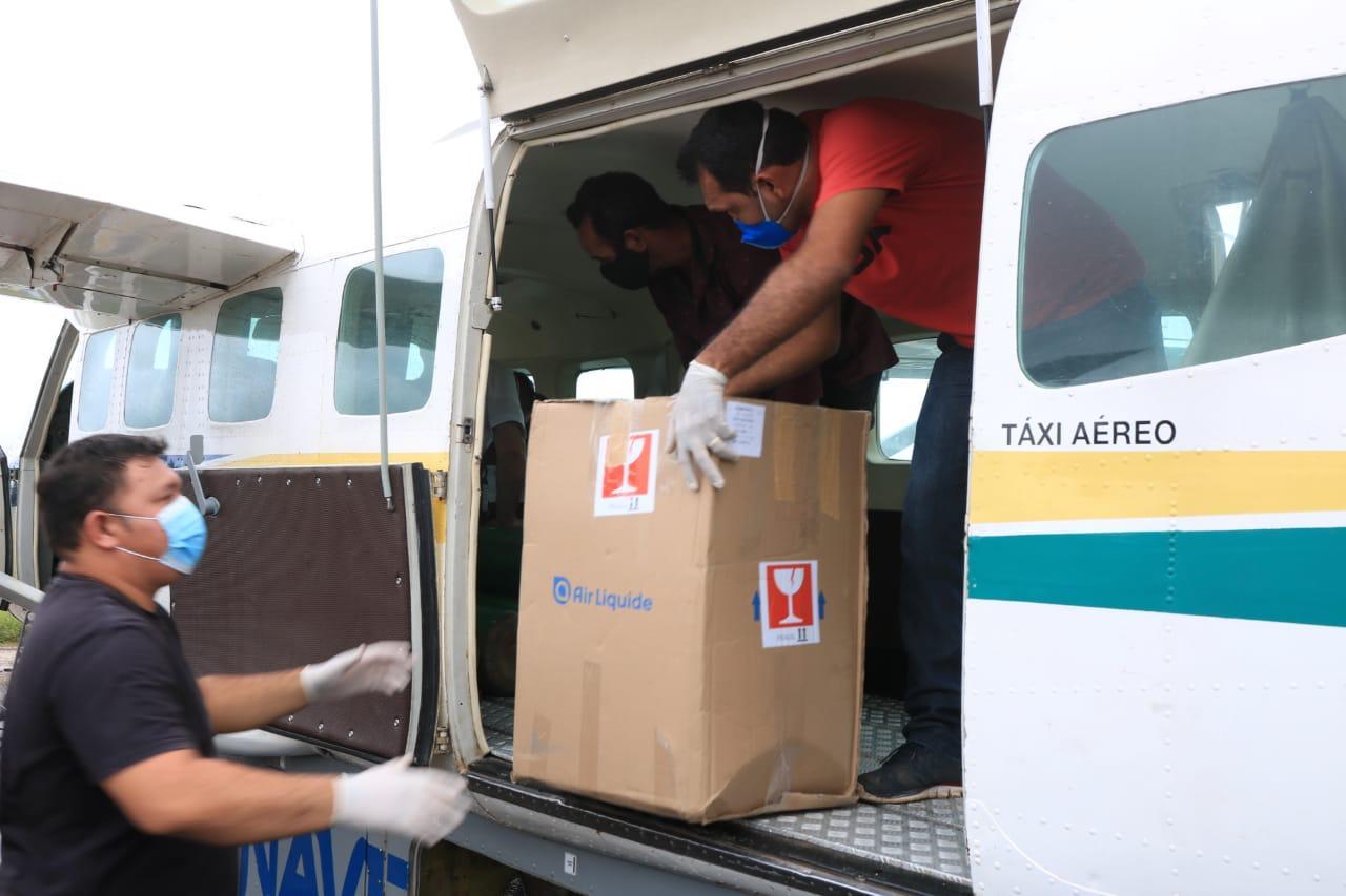Barreirinha intensifica investimentos para ampliar leitos no hospital e combater Covid-19 / Divulgação