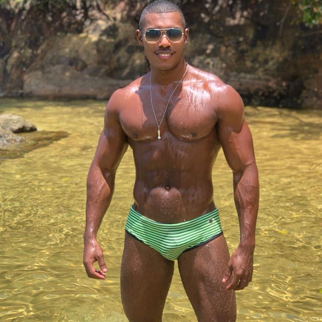 Max Souza, marido de Prefeito de Lins- SP / Reprodução Instagram