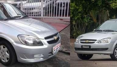 Você tem um Celta ou Classic? Fique atento, GM fez recall de 235 mil veículos após morte por airbag!