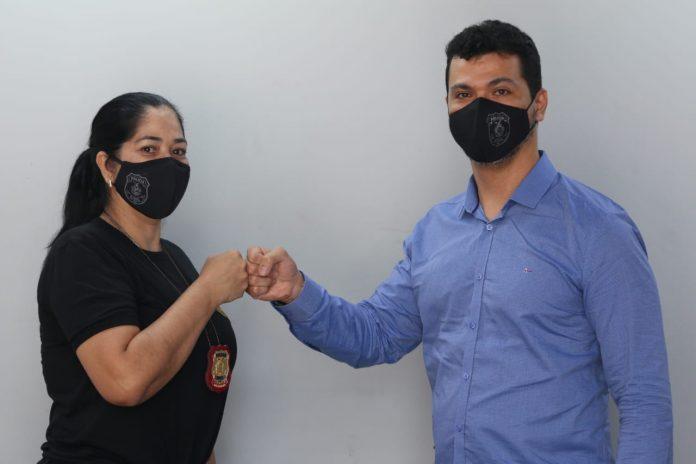 Polícia Civil prende estrupador que engravidou enteada com deficiência intelectual e abusou sexualmente de três sobrinhas / Foto: Alailson Santos / PC-AM