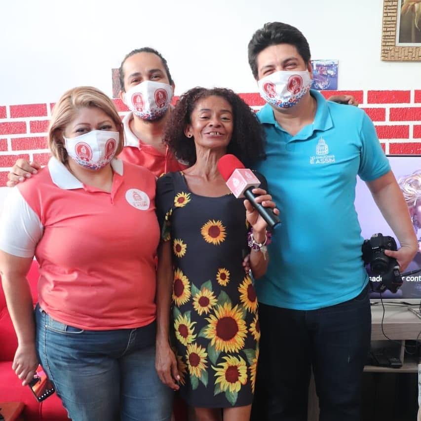 Saiba quem é a Marina Silva de Manaus que conquistou o coração da Madonna!