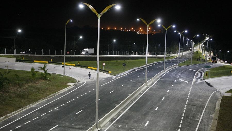 'Manaus terá 100% de LED até o final deste ano', garante o prefeito Arthur Neto / Foto : Divulgação