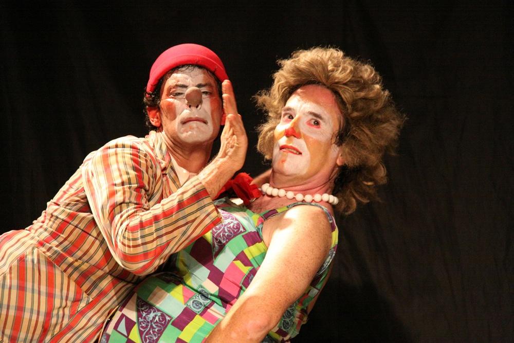Espetáculo 'O Cravo, o Lírio e a Rosa' / Foto – Divulgação / Manauscult