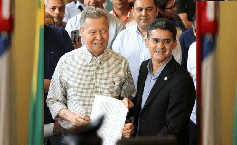 Prefeitura publica nomes da comissão de transição de David Almeida
