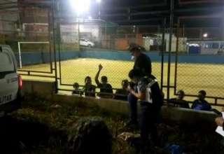 Outra cabeça rolou em Manaus. Dessa vez foi encontrada próximo a um campo de futebol no Jorge Teixeira