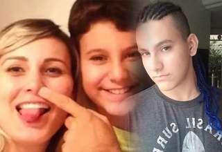 """Com 15 anos, filho de Andressa Urach toma decisão inesperada e ela choca todos com declaração: """"Eu apoio!"""""""