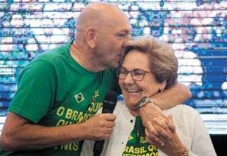 Mãe do Luciano Hang