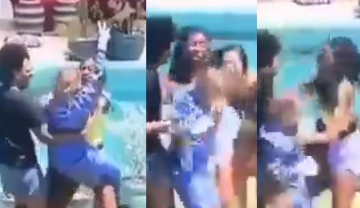 Novo ângulo de câmera revelou possível agressão de Camila em Carla no BBB21